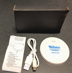 Webster 5W Charging Disc